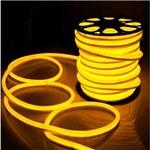 Mangueira de Led Neon Flexivel Amarela