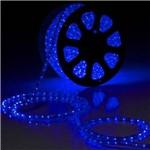 Mangueira Led 12mm 127v Azul (rolo 100m)