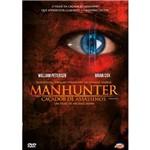 Manhunter - Caçador de Assassinos - DVD