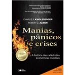 Manias Panicos e Crises - Saraiva