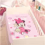 Manta Jolitex Disney Estampado Minnie Girafinha