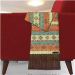 Manta para Sofá Cheeyanne Poliester/Acrilico 1,60x1,40cm