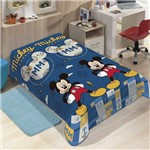 Manta Soft Mickey Mouse Disney 1,50 X 2,00 M Jolitex