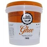 Manteiga Ghee Balde 3,2kg Madhu Bakery