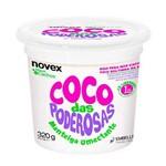 Manteiga Umectante Novex Meus Cachos Coco das Poderosas 320g