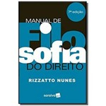 Manual da Filosofia do Direito Al