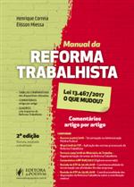 Manual da Reforma Trabalhista: o que Mudou? (2018)