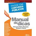 Manual de Dicas - Advocacia Publica Municipal Estadual e Federal - Saraiva