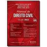 Manual de Direito Civil - Volume Unico 05