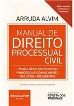 Manual de Direito Processual Civil 18º Edição