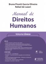 Manual de Direitos Humanos - Volume Único (2018)