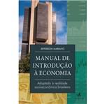 Manual de Introducao a Economia - Altabooks