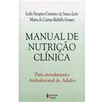 Manual de Nutricao Clinica - Vozes