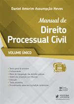 Manual de Processo Civil - Vol. Único (2019)