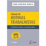 Manual de Rotinas Trabalhistas