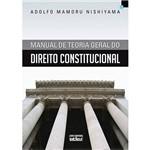 Manual de Teoria Geral do Direito Constitucional