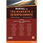 Manual de Treinamento e Desenvolvimento Processos e Operacoes
