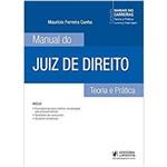 Manual do Juiz de Direito: Teoria e Prática