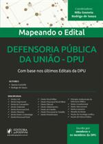 Mapeando o Edital - Defensoria Pública da União (2019)