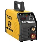 Maq. Solda Inversora Biv Portatil Lynus Lis-200 Power