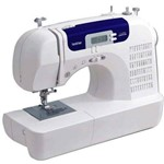 Máquina Costura Quilting Patch Brother Cs 6000i