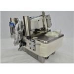 Máquina de Costura Overlock Industrial Elétrica BC74-5200,2 Agulhas,lubrif.automática,6000PPM-Bracob
