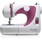 Máquina de Costura Elgin Jx2040 Futura Portátil