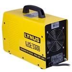 Máquina Inversora de Solda Mma Igbt Bivolt 160a-Lynus-Lis-160b