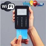 Máquina Leitor de Cartões Point I - Wi-Fi /Chip Sem Aluguel