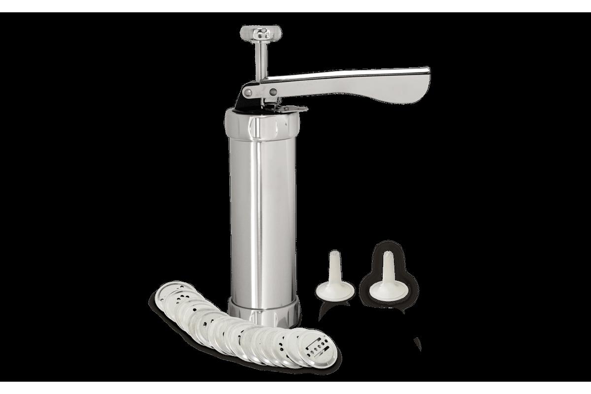 Máquina para Biscoito Manual - Utilidades Verona 21 X 15,5 X 5,5 Cm - Brinox