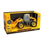 Maquina Trator Escavadeira Brinquedo Articulada