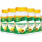 Maracujax - 5 Un de 90 Cápsulas - Unilife