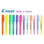 Marca Texto Pilot Lumi Color 200sl Pilot - Kit C/12 Canetas