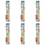 Marco Boni 8702 Escova Dental Soft Clean Flex (kit C/06)