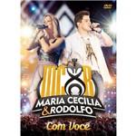 Maria Cecília e Rodolfo com Você - DVD Sertanejo