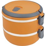 Marmita Lunch Box Laranja