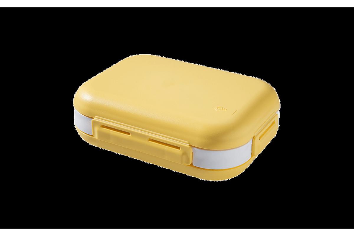 Marmita - Picnic 20,1 X 15,1 X 6,1 Cm Amarelo Coza