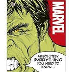 Marvel - Absolutely Everything You Need To Know