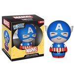 Marvel Boneco Dorbz Capitão América 8cms Vynil Sugar Funko