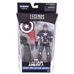 Marvel Legends - Capitão América Articulado - Hasbro B6880