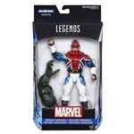 Marvel Legends - Captain Britain Articulado - Hasbro B6882