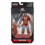 Marvel Legends - Deathlok Articulado - Hasbro E1571
