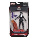 Marvel Legends - Domino Articulada - Hasbro E1567
