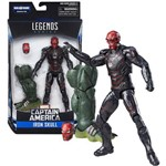 Marvel Legends - Iron Skull Articulado - Hasbro B6881