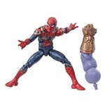 Marvel Legends Series Vingadores: Guerra Infinita - Figura de Aranha de Ferro de 15 Cm - Hasbro