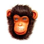 Mascara Bichos Chimpanzé