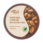 Máscara Capilar Natural Reconstrutora Castanha do Brasil 196g - Arte dos Aromas