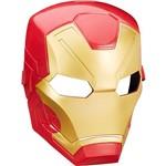 Máscara Capitão América Guerra Civil Homem de Ferro - Hasbro