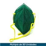 Máscara Dobrável 3M 9901 PFF1