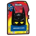 Máscara e Capa do Batman - Rosita